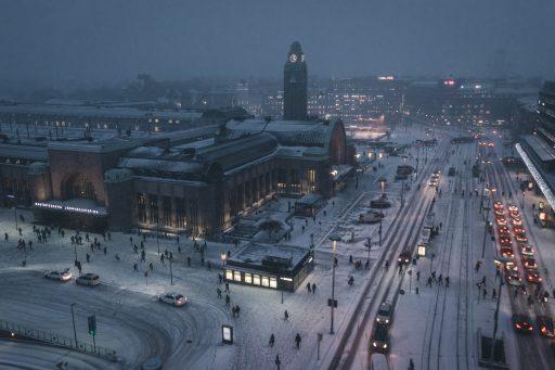 vuelos baratos a Finlandia