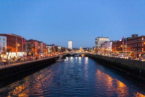DUBLIN, RIVER