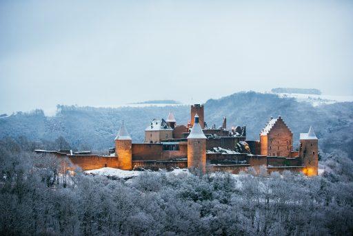 castillo europeo