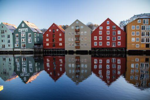 Casas en noruega